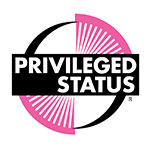 Privileged Status - Shazam logo